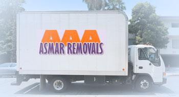 Asmar Removals Truck