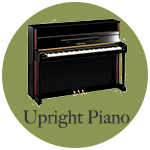 Upright piano removal