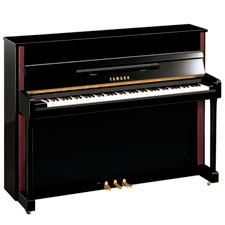 Picture of Yamaha upright piano